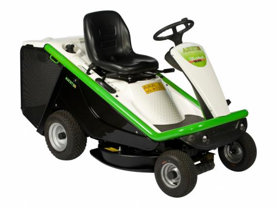 Ride-on mowers Performance at its best!