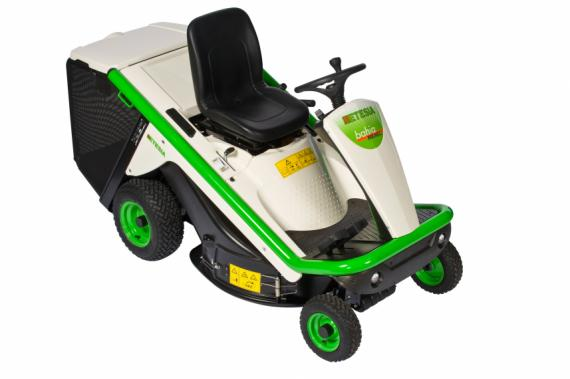 Ride-on mowers New Bahia easy mowing