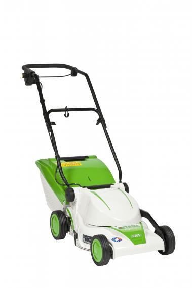 Lawnmowers Duocut 37, electrical mulching-mower 3 in 1