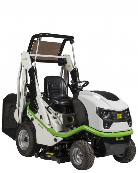 Ride-on mowers Buffalo: the new force!