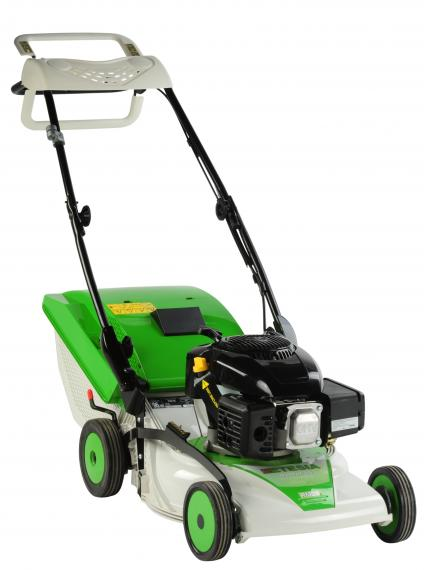 Lawnmowers New duocut 46 family of three-in-one mowers
