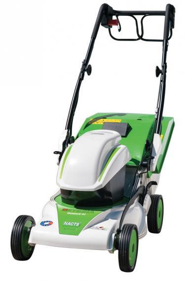 Lawnmowers Duocut 41 N-ERGY