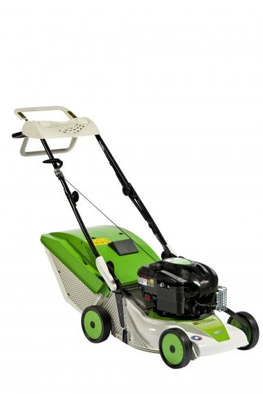 Lawnmowers New duocut 41 family of three-in-one mowers