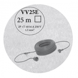 25 meters cable - ref.VV25E