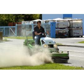 Street cleaner with hydraulic equipment - ref.MT102N