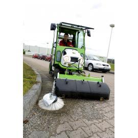 Gutter street cleaner - ref.MTS