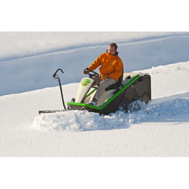 Snow plough - ref.MV80N3