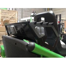 Luggage rack factory fitted only - Ref.OMPB80
